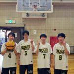 バスケットボール部 男女優勝!!