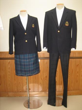 飯南高等学校制服画像