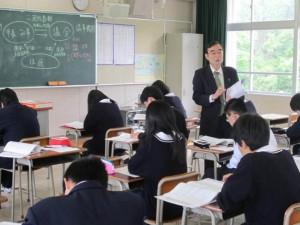 村林教授の行政学の講義