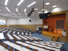 プレゼンテーション実習室