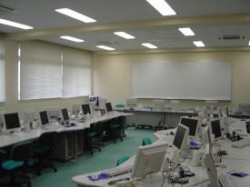 芸術メディア実習室
