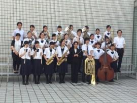 20170107 吹奏楽部