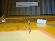 名張高校のブログ-新体操1