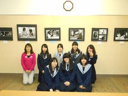 上野高等学校制服画像