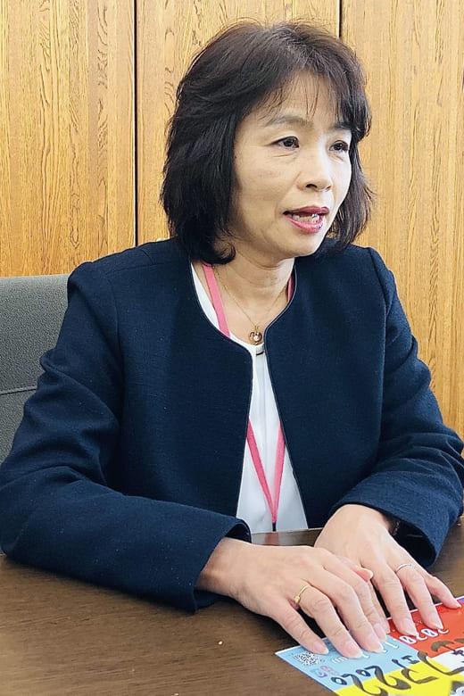 三重県教育委員会 事務局高校教育課長井上 珠美
