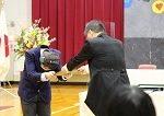 中学部卒業式